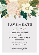 Save The Date Samples Save The Date Samples