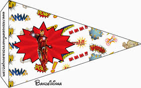 halloween printable bookmarks iron man free party printables oh my fiesta for geeks