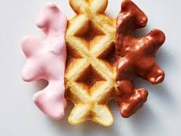 thanksgiving waffle recipe neapolitan waffles recipe myrecipes