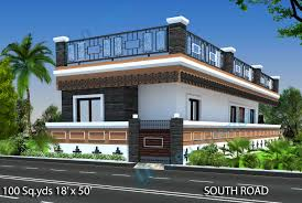 18 x 50 floor plans koshti