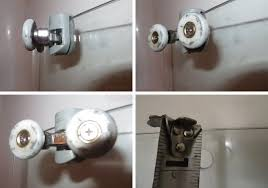 Bathroom Shower Door Replacement Need One Of These Parts For A King Glass Shower Door Swisco