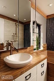 bathroom vanity countertop ideas wood bathroom vanity top modern custom teak for a in washington dc