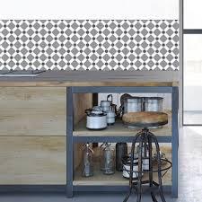 papier peint imitation carrelage cuisine incroyable papier peint imitation carrelage cuisine 10 carreau