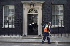 theresa may to take up office as britain u0027s pm u0027as the shadow of