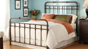 top of iron bed frames queen meganeya info