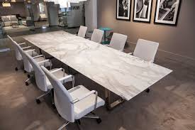 Glass Top Conference Table News Neocon Prismatique