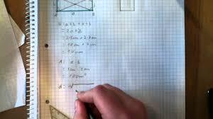 rechteck fläche berechnen rechteck und quadrat berechnen umfang flächeninhalt diagonalen