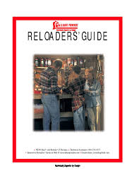 alliant reloading manual projectiles projectile weapons