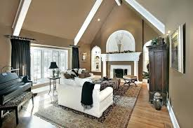 Vaulted Living Room Ceiling Vaulted Ceiling Living Room Charming Living Room Designs With