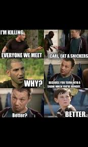 Snickers Commercial Meme - eat a snickers commercial ma