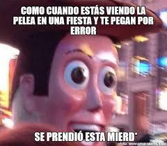 Meme Woody - meme woody pelea memes en internet crear meme com