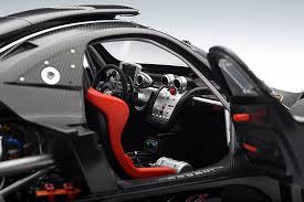 Pagani Zonda Interior Pagani Zonda R Diecast Model Legacy Motors