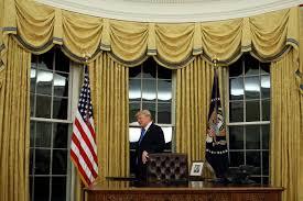 bureau ovale maison blanche états unis le doute s empare de la maison blanche courrier