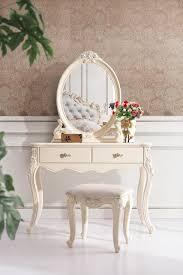 chaise pour chambre à coucher chambre à coucher moderne haute classe européenne style coiffeuse