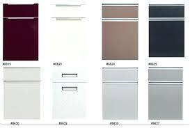 Kitchen Cabinet Door Profiles Modern Cabinet Door The Glass Doors On These Gray Kitchen Cabinets