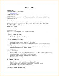 Job Resume Title by Resume Title For Software Engineer Free Resume Example And