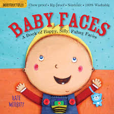 baby book indestructibles baby faces 9780761168812