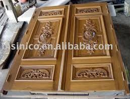 Carved Exterior Doors Carved Solid Wood Door Antique Interior And Exterior Door