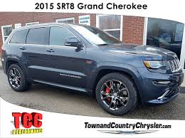 used 2015 jeep grand cherokee srt low low k for sale smiths