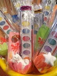 Rainbow Themed Birthday Favors by Rainbow Favours So Many Rainbow Themed Seem To Be