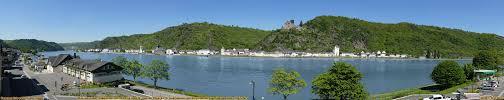 Freibad Bad Friedrichshall Hotelangebot Hotelanschrift Mittelrhein St Goar Rheinblick