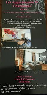 chambre d hote reims centre reims centre plusieurs appartements confortables maisons de ville