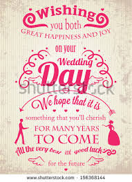 happy wedding day wishes happy wedding day stock images royalty free images vectors