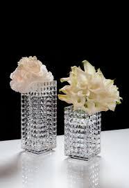 Waterford Crystal 8 Vase Waterford Jeff Leatham Fleurology Kylie 8
