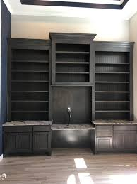 gray stained kitchen cupboards professional cabinet finisher custom stain or custom paint