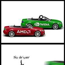 Amd Meme - amd vs nvidia by bakoahmed meme center