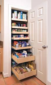 Kitchen Pantry Cupboard Designs by 28 Kitchen Pantry Ideas For Small Kitchens Small Kitchen