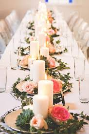 Centerpieces With Candles For Wedding Receptions by Top 25 Best Candle Wedding Centerpieces Ideas On Pinterest