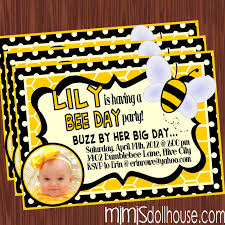 bee party printable collection mimi u0027s dollhouse