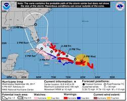 Georgia travel forecast images Hurricane irma savannah georgia latest sept 6 forecast track png