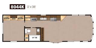 Trailmanor Floor Plans Kropf Rvs For Sale In Wisconsin
