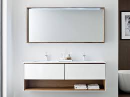 frame fr1 modern designer bathroom vanity in white lacquer