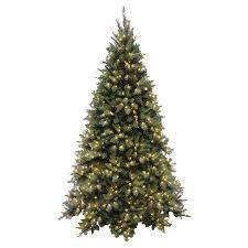the aisle fir 7 5 green artificial tree