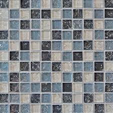fresh buy surface art crackle glass tile 6746