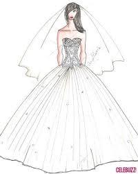 miley cyrus wedding dress sketches miley cyrus wedding 1
