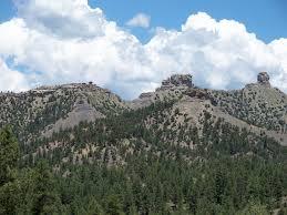 Fryingpan Arkansas Project System Map Southeastern Colorado Chimney Rock National Monument Wikipedia