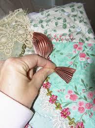 shibori ribbon and me designs shibori ribbon fan tutorial
