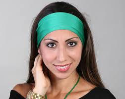 workout headbands headbands solids btru2u active wear
