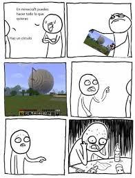 Memes Minecraft - un circulo en minecraft o o meme by nilpedros22 memedroid