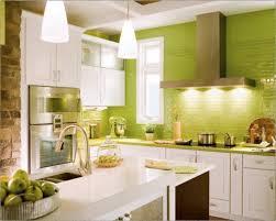 yellow and green kitchen ideas kitchen bright lighting in green kitchen ideas hiplyfe 805x644