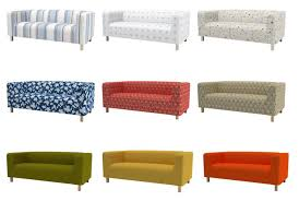 Chesterfield Sofa Covers Furniture Ikea Lawson Plain Chesterfield Sofa Cover With Many