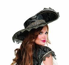 lace headwear pirate hats pirate headwear deluxe theatrical