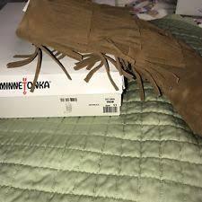 womens fringe boots size 11 size 11 boots fringe for ebay