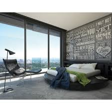 brewster 118 in x 98 in chalk quotes wall mural wals0139 the chalk quotes wall mural