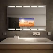 fernseher f r badezimmer tv spiegel kaufen spiegel nach maß badspiegel shop