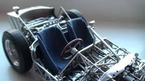 maserati birdcage cmc 1960 maserati tipo 61 birdcage chassis 1 18 youtube